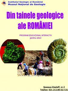 Din tainele Geologice ale Romniei 2015