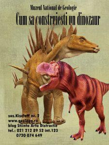 Cum sa construiesti un Dinozaur