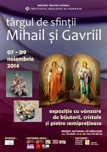 Targ de Mihail si Gavriil Noiembrie 2014